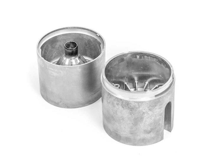 Pressofusione alluminio leghe leggere