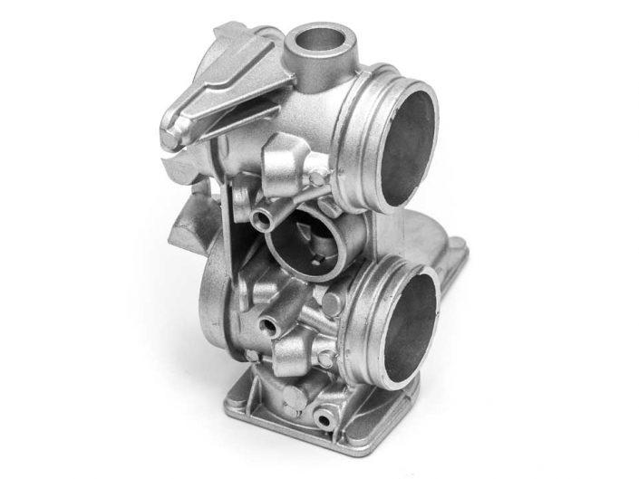 componenti alluminio presofusione