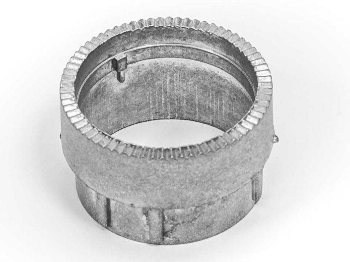 componenti alluminio ventilazione cantu