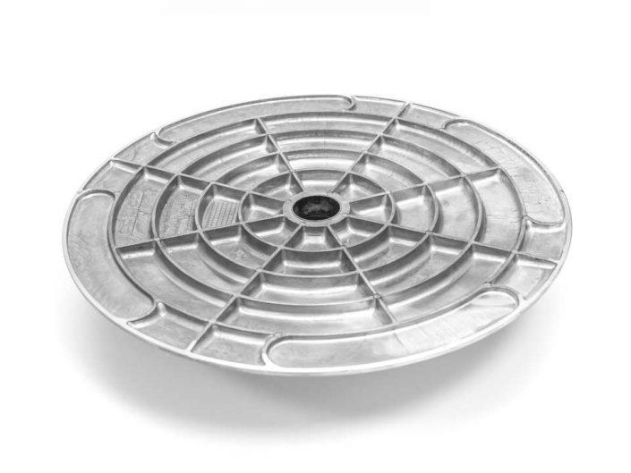 componenti ventilazione alluminio